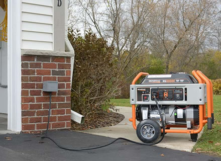 The Insurance Center Group How to Safely Operate a Backup Generator